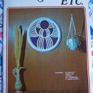 Free USA S&H Vintage Macrame Patterns Hangings Etc. Lee ORiginals L 709