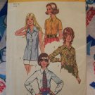 Shipping Special 70's Vintage 14 Uncut Misses Blouse Sewing Patterns 5022