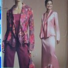 0 Shipping USA Threads Sewing Pattern 4685 Cami Jacket Skirt Pants Bag Plus Sz 16 18 20 22 24