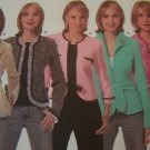 New Simplicity Sewing Pattern 4635 Womens Blazer Jackets 14 16 18 20 22