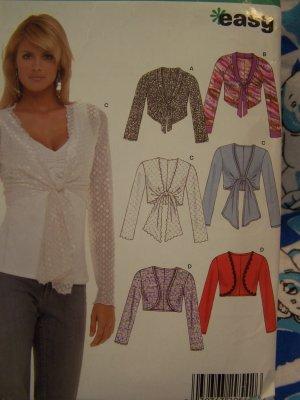 Bolero Pattern Sewing Patterns Gallery