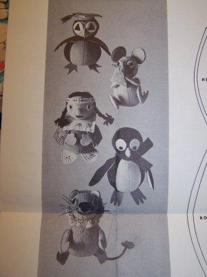 ISSUU - Little Elephant Toy pattern by Bustle & Sew