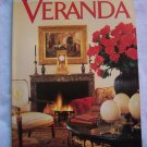 Veranda Back Issue Magazine Winter 1996