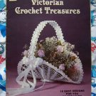 18 Vintage Victorian Crochet Treasures Patterns Book