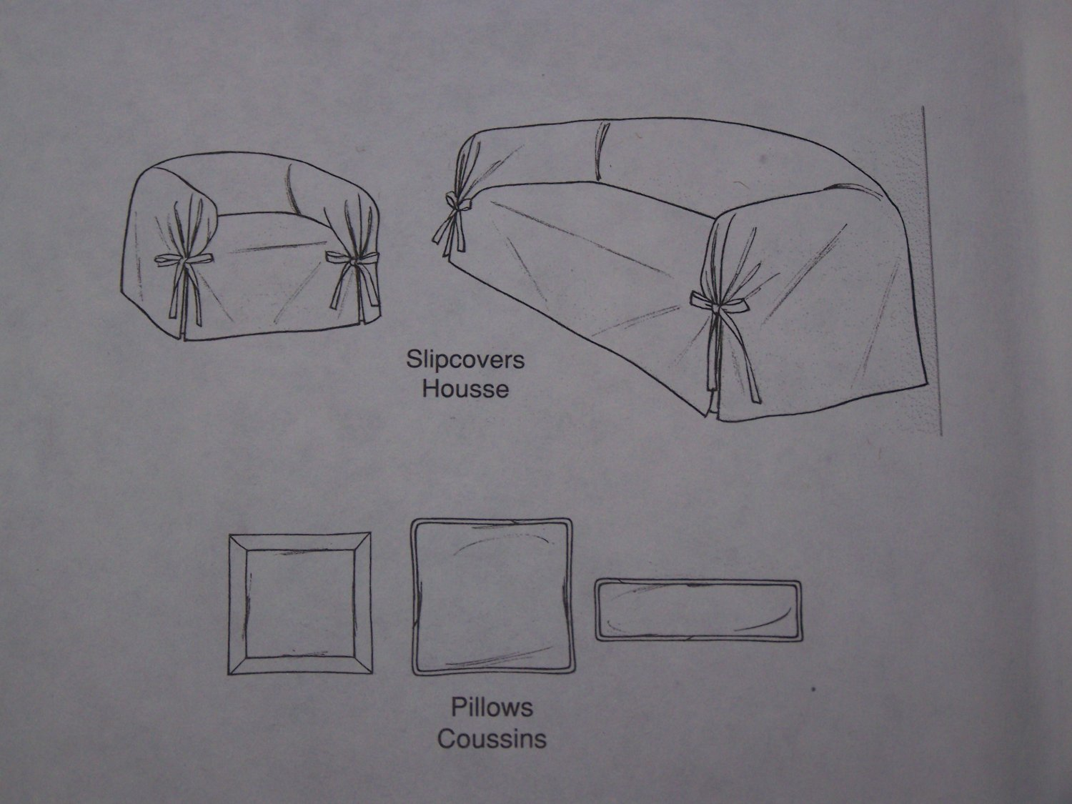 Sofa Slipcover Pattern How To Make A Sofa Slipcover Bed Using Easy Pattern Thesofa