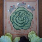 1990s Fanci That Cross Stitch Pattern 83 Cabbage Patch Bunny Rabbit