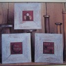 3 New Cross Stitch Embroidery Angel Patterns Bent Creek Needlepoint Graphs