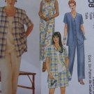 McCall's New Womens Plus Size Sewing Pattern 2208 Summer Wardrobe 18 20 22