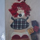 New 3 D Raggedy Ann Shirt Applique Pattern 10206 School Thyme Annie