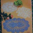 Vintage Boye 12 Pineapple Crochet Patterns Book By Rita Weiss