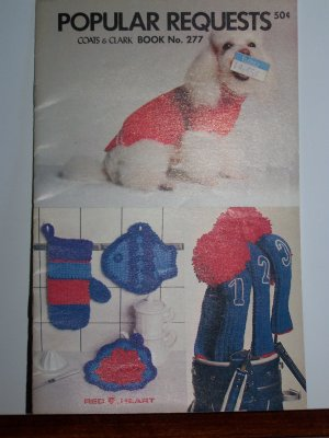 CROCHETED DOG CLOTHES PATTERNS - CROCHET STITCH