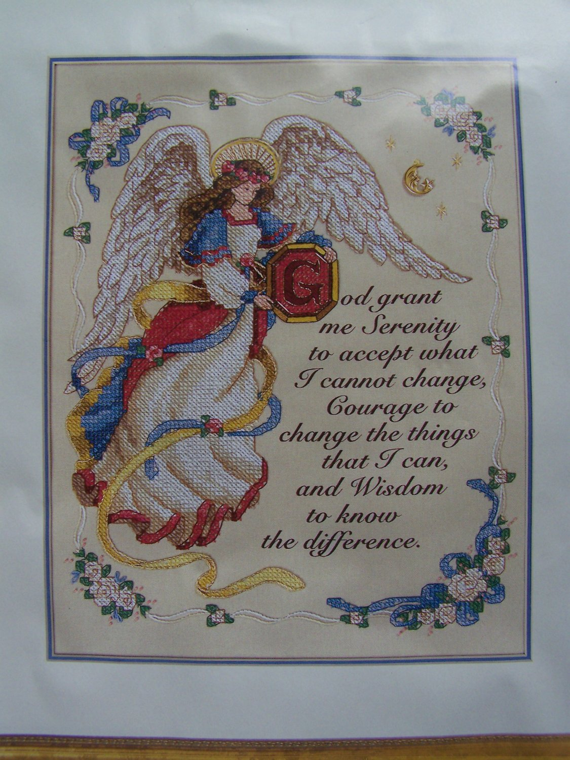 Sunset Dimensions Stamped Cross Stitch Kit Wisdom To Know