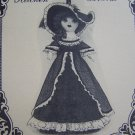 USA Free S&H Vintage Sewing Pattern Lady Liliane Doll Broom Cover