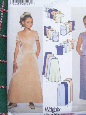 Girls skirt sewing pattern Girls skirt by MyChildhoodTreasures