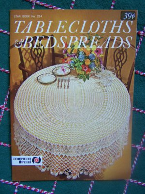 eBay - CROCHETED TABLECLOTHS round oval Crochet patterns, Similar