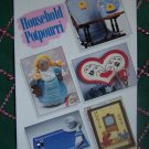 USA Free S&H Vintage Annie's Mixed Craft Patterns Knitting Sewing Plastic Canvas Crochet