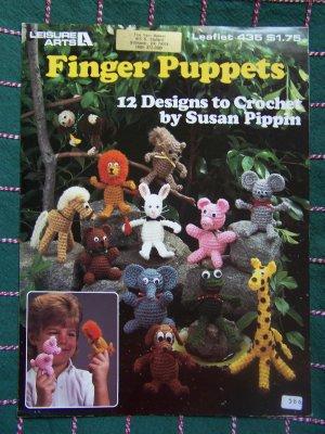 Crochet Finger Puppet Pattern Dragon Crochet Patterns