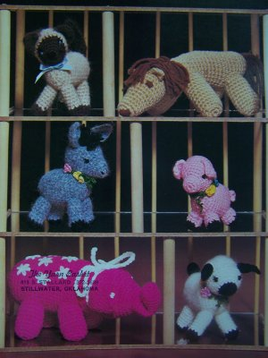 Stuffed Animal Patterns, Crochet Stuffed Animals