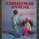 1970's Vintage Doll World Back Issue Magazine Christmas Annual 1978