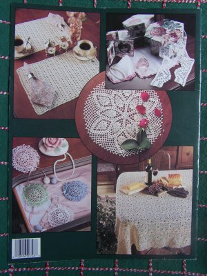 CROCHET PATTERNS/TABLECLOTH - Crochet Club