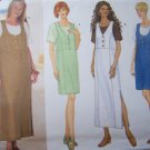 Uncut Jumper Dresses & Top Plus Size 18 20 22 Sewing Pattern 5466