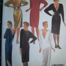 Uncut Misses Plus Size 18 20 Evening Gown Cocktail Dress Sewing Pattern 9381
