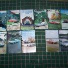 11 Ford Thunderbird Scoop Books Lot 1994 1995 1996 Magazines