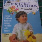 Susan Bates Baby Knitting Patterns Sizes Newborn to 3 years Book 17340