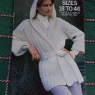 Vintage Womens Fashions Crochet & KNitting Patterns Book 262 Coats & Clark's