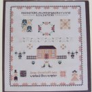 Vintage Inglestone Collection Design 1 Pattern Cross Stitch Embroidery Jane Greenoff