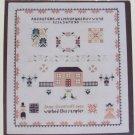 Vintage Inglestone Collection Design 1 Pattern Cross Stitch Embroidery Jane Greenoff