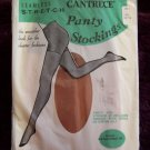Vintage Cantrece Panty Stockings Pantyhose Average Nude Heel