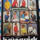 Vintage Brunswick Knitting Patterns Childrens Sweaters Cardigans Pullovers Vests Jacket 656