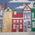 New Georgia J Bonesteel House Designs Cotton Fabric Pillow Panel