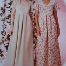 Uncut Sewing Pattern P464 Misses Midi Tea Length Dress 8 10 12 14