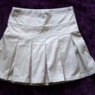 Girls Khaki School Uniform Pleated Skort Skirt Size 12 + Cherokee Plus Size