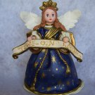 "New 1999 Hallmark Keepsake Angel of The Nativity ""Madame Alexander Holiday Angels Collector Series"""