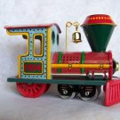 "New Hallmark Keepsake Christmas Ornament ""Yuletide Central"" Train  All Metal 1994"