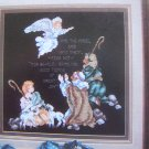 19 Vintage Christmas Cross Stitch Patterns Samplers Holiday Book 42