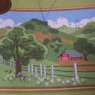 New Vintage Sunset Craft Kit Country Summer Sampler Barn Farm Rolling Hills