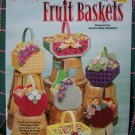 7 Plastic canvas Patterns Fruit Baskets The Needlecraft Shop