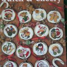 15 Christmas Cross Stitch Ornament Patterns Leisure Arts 2360 Free USA S&H