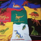 7 Dinosaur Cross Stitch Patterns Great Big Graphs Jurassic Period