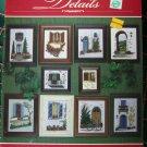 10 Jeanette Crews Designs Cross Stitch Patterns Details Book 184