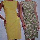 *Misses Dress Semi Fitted Princess Seams 8 10 12 14 Sewing Pattern 8761 Free USA Shipping