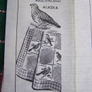 VTG Anne Cabot mail order embroidery pattern State Bird Quilt 2761