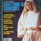 VTG Winter 1984 Lady's Circle Knitting & Crochet Patterns Back Issue Magazine