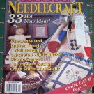 Vintage Quick & Easy Needlecraft back issue magazine #2 from 1992