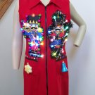 Ugly Christmas Limited Dress NUTCRACKER Ornaments LED Lights Sweater Party Winner