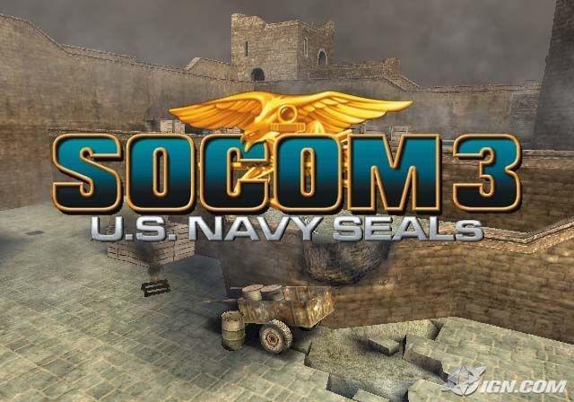 SOCOM 3 Mod Disc (Legit)